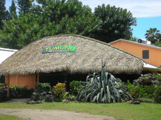 Tumunu Restaurant and Bar